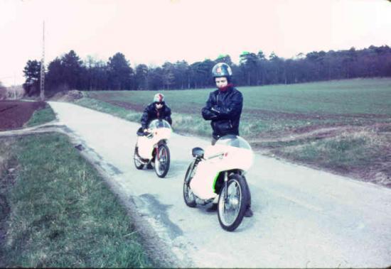 les deux 50cc