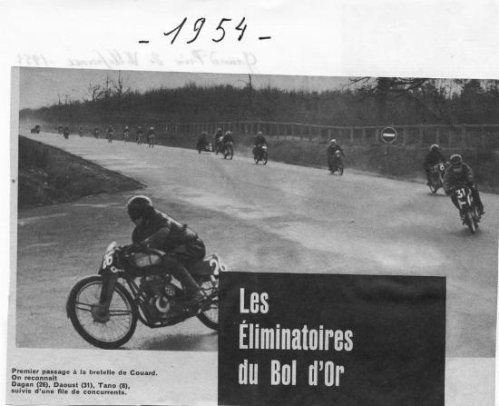 1954 Alain jonghi bol